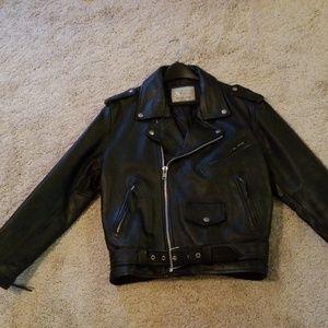 ceec9e47ae3 Xelement Jackets   Coats - Leather Motorcycle jacket